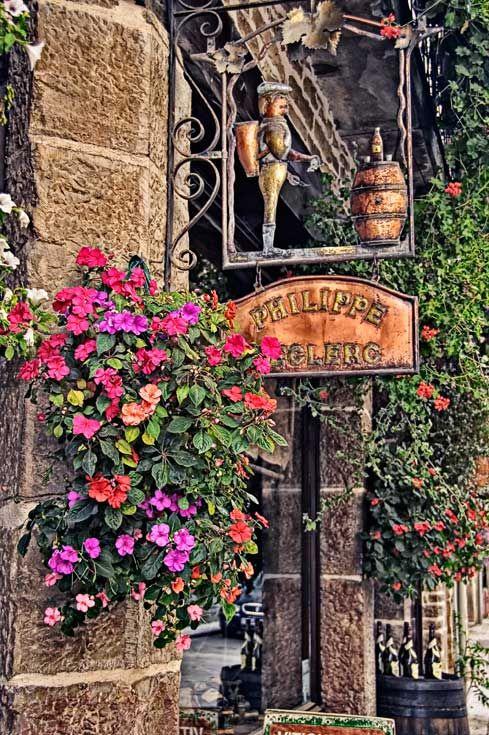 Bar Felipe: Borgoña-Francia