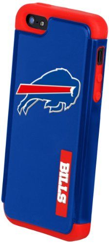 Forever Collectibles Buffalo Bills Rugged Dual Hybrid Apple iPhone 5 & 5S Case - Price: 	$16.99 http://astore.amazon.com/nflcells-20/detail/B00E9W2ZXA