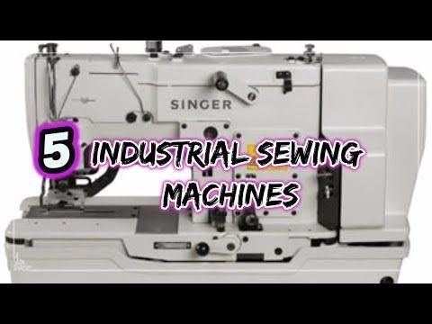 Diferentes clases de maquinas de coser industriales. Maquina de ojales , botones, overlock , coverstitch