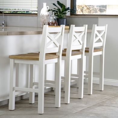 Byron Breakfast Stool (470W x 465D x 950H mm) RRP $175