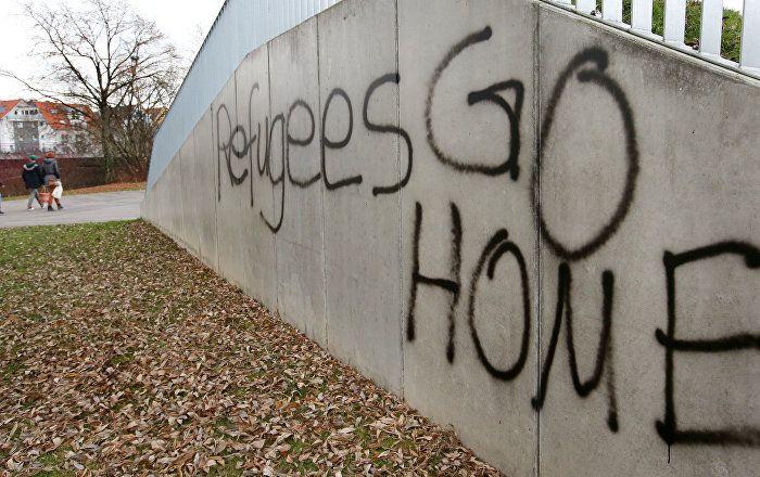 """Im Münchner Viertel Neuperlach wird demnächst eine Mauer gebaut, die die örtlichen Einwohner vor minderjährigen Flüchtlingen aus einer gegenüberliegenden Asylunterkunft schützen soll, berichtet der """"Münchner Merkur""""."""