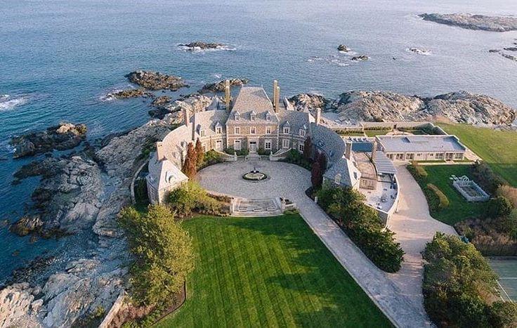 Jay Leno Drops $13.5M on Seaside Rhode Island Estate