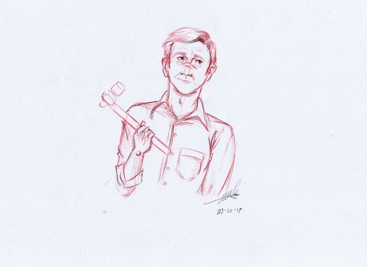 Hello, this is Mercedes and I did this Lester Nygaard step by step. From general to detail. I think that the result is quite good.  #anatomy #dakota #design #fargo #freeman #lester #martin #pencil #red #red_sketch #season_1 #serie #sketch #sketching #nygaard #show #fargo_serie #red_pencil #sketch_book #sketch_drawing #martin_freeman #red_pencil_sketch #lester_nygaard