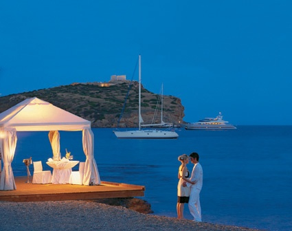 'Yali' Waterfront Cabanas Restaurant