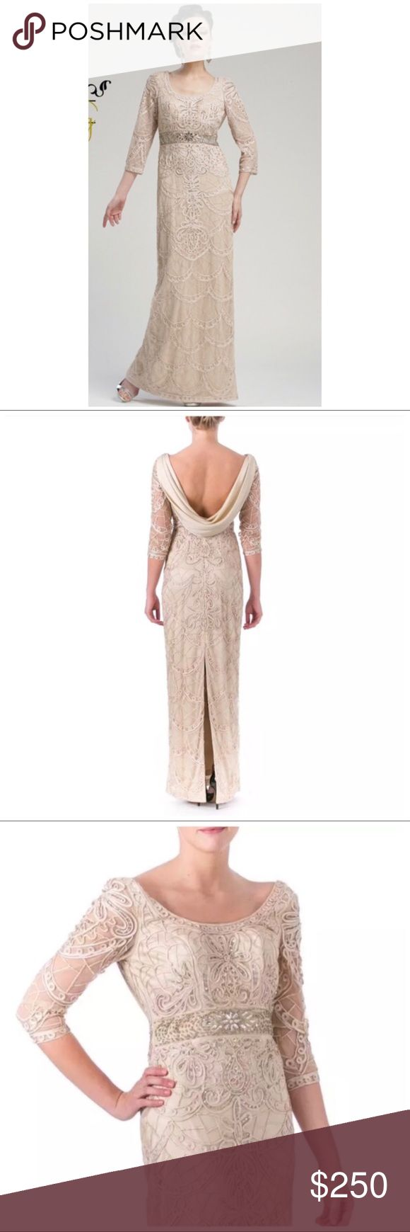 SUE WONG ELEGANT BEADED DRESS SUE WONG ELEGANT BEADED DRESS ~ Any formal occasion, Party, Bridal, Mother of the Bride ~ Beautiful Drop Back #6540 🚫 Trades or Holds ✅ Use offer option ❤️ Bundles Sue Wong Dresses Maxi