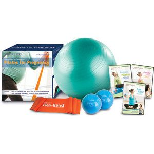 STOTT PILATES Pilates for Pregnancy Kit. If I'm ever able to get pregnant again.