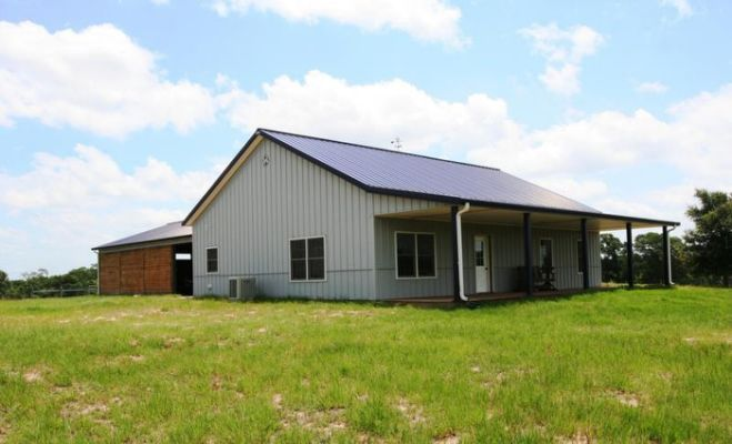 25 best ideas about barndominium cost on pinterest for Metal barn homes cost