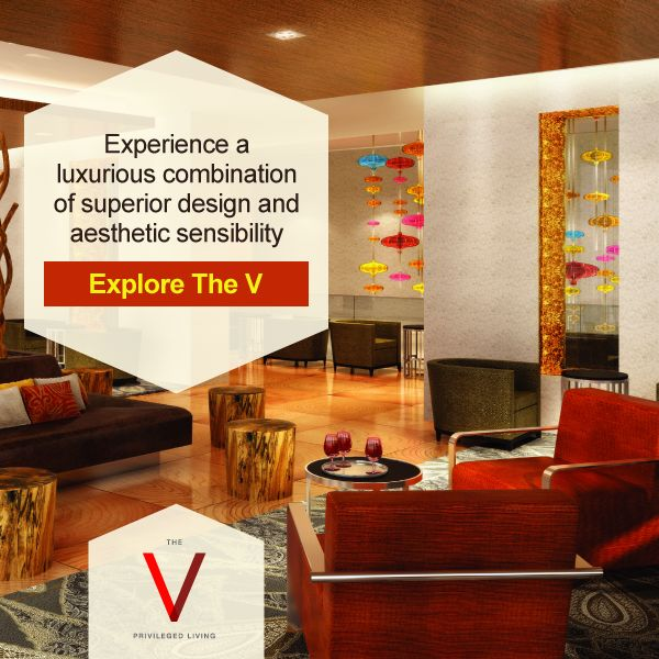 Luxury served to you with superior design and aesthetics at The V. Explore: http://bit.ly/TheVKolkata