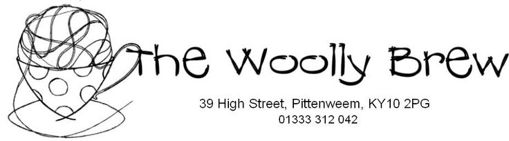 The Woolly Brew - wool shop and cafe, Fife