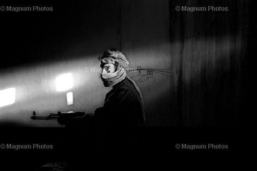 """""""I really don't have any idea about photography, but I take pictures."""" Alex Majoli"""