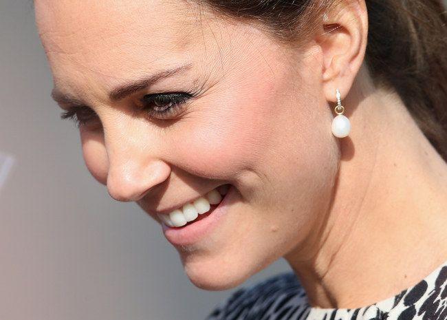 Le régime post-bébé de Kate Middleton ? Des jus frais