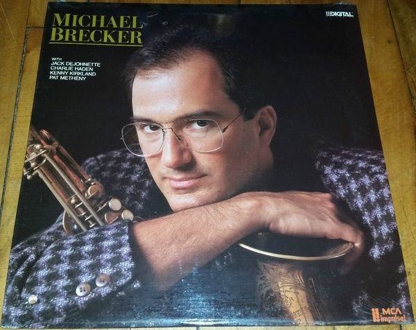 Michael Brecker ‎– Michael Brecker