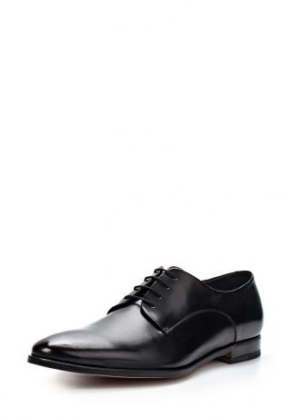 Элегантные мужские туфли Fratelli Rossetti выполнены из натуральной кожи черного цвета, внутренняя отделка из натуральной кожи. Особенности: удобная шнуровка. Страна производства - Италия. http://j.mp/1pPHxRU