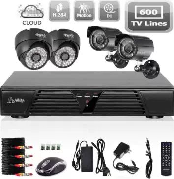 Wireless home video security systems do it yourself gallery of finest amazoncom wireless home security camera systems electronics with wireless home video security systems do it yourself solutioingenieria Choice Image