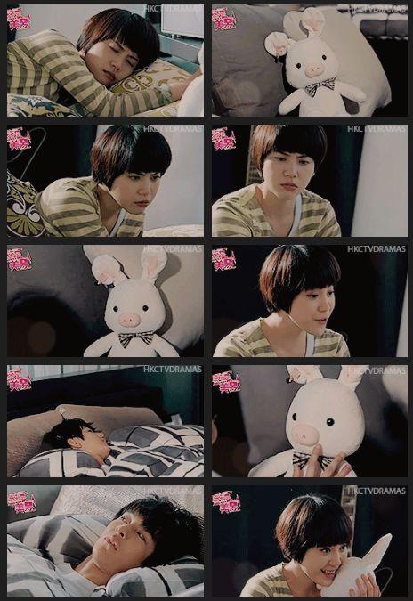 Pig Rabbit <3 Fabulous Boys #taiwanese #drama