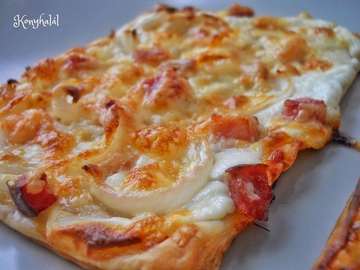 Ha kevés az időnk, attól még ehetünk magyar pizzát.