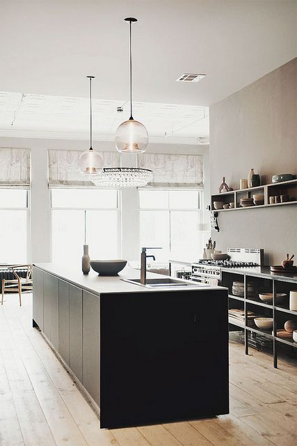 {décor inspiration : a manhattan loft, interior design by ochre} by {this is glamorous}, via Flickr
