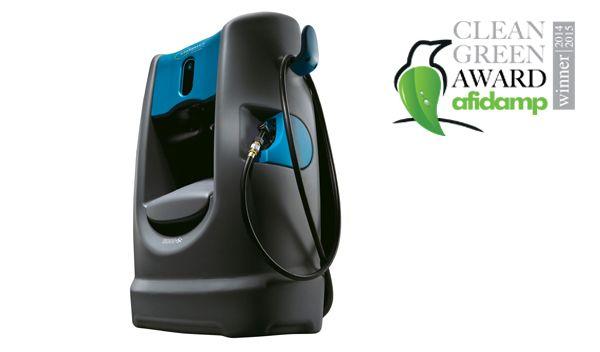 #Orbio 5000-Sc vince il #Clean #Green Award 2014