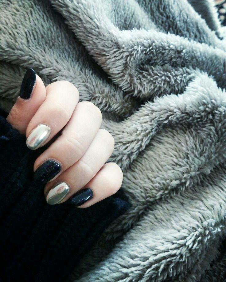74 best Chrome Nails images on Pinterest | Chrome nails, Chrome ...