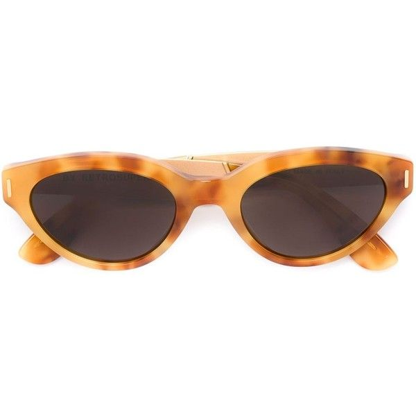 Retrosuperfuture \'Drew Sinner\' Sunglasses ($349) ❤ liked on Polyvore featuring accessories, eyewear, sunglasses, acetate sunglasses, acetate glasses, retrosuperfuture, retrosuperfuture sunglasses and retrosuperfuture glasses