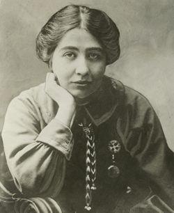 Information about Sylvia Pankhurst