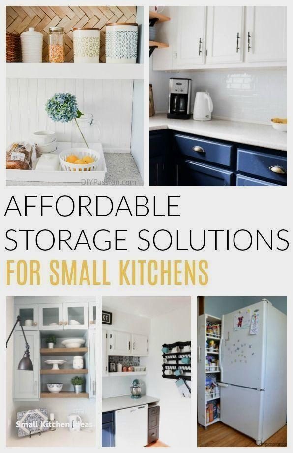 Diy Small Kitchen Tips And Hacks Kitchendesign Diysmallkitchen In 2020 Small Kitchen Decor Small Kitchen Kitchen Design Small