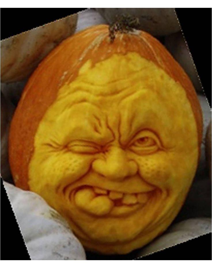17 Best Images About Funny Unique Pumpkins On Pinterest
