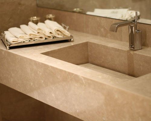 Bathroom Marble Botticino   Cerca Con Google