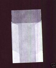 500 Globuli Pergamintüten Papier 45 x 60 mm mit Lasche: 9,90 €