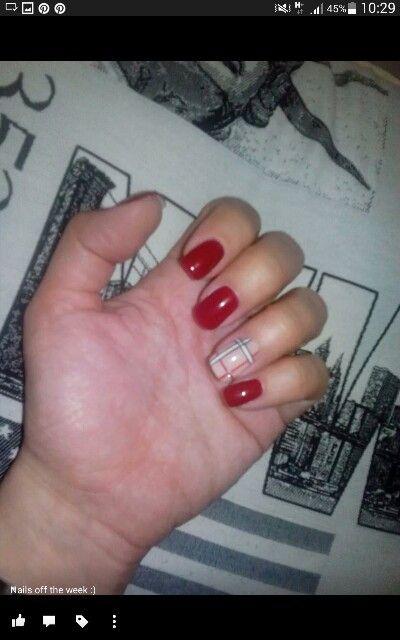 Fashion Red. ..