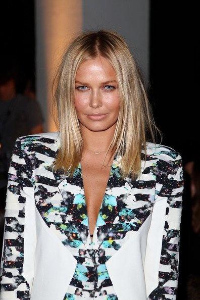 Lara Bingle Natural Hair Colour