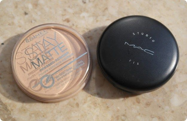 MAC Studio Fix Pressed Powder Drugstore Dupe | Makeup Tutorials http://makeuptutorials.com/mac-drugstore-makeup-dupes