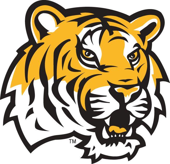 I - Tigers Division Alternate Logo NCAA (NCAA i  LSU (i-m)