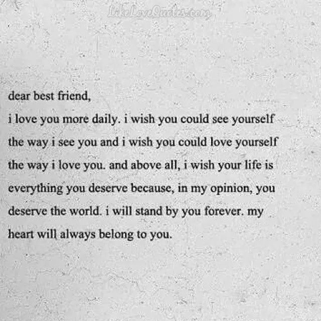 Best 25 guy best friend gifts ideas on pinterest gifts for best i love my best friend and i always will this is how i feel about you youre my older sister and i will always be your younger sister spiritdancerdesigns Images