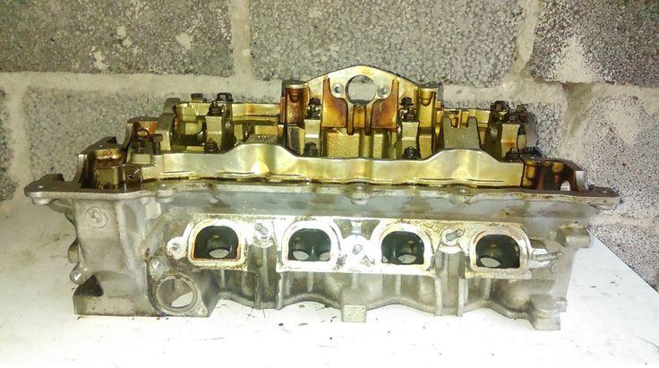 012731 2005 BMW E90 3 series 318, 320 ENGINE CODE N46B20B BARE CYLINDER HEAD