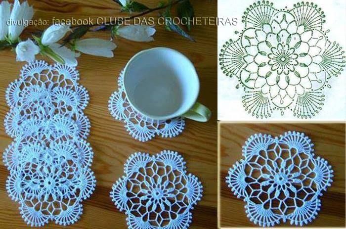 Luty Artes Crochet: Gráficos de crochê                                                                                                                                                                                 Mais