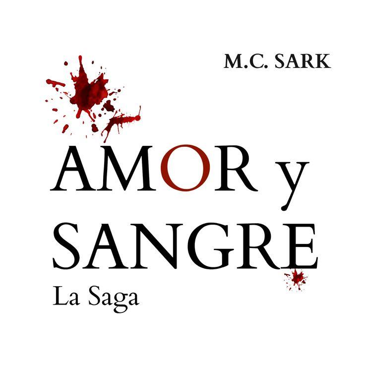 Blog información sobre los libros, críticas, booktrailer y novedades. http://loveandbloodmcsark.blogspot.com.es/