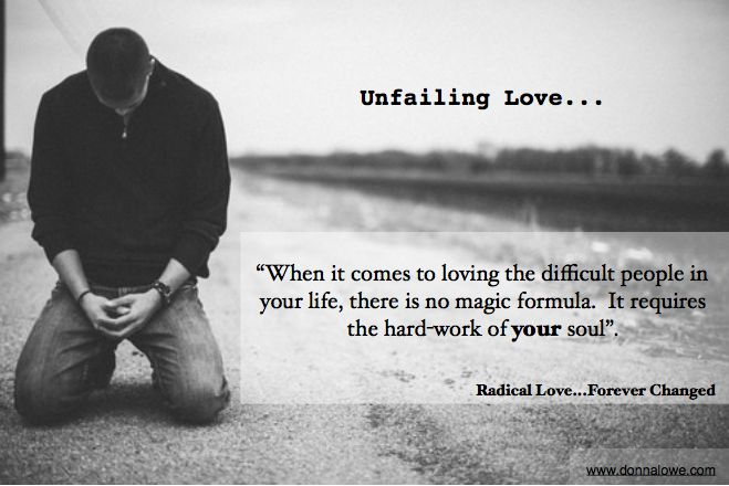 In Radical Love...Forever Changed, you will finally identify the barriers that prevent you from loving others with God's unfailing love.