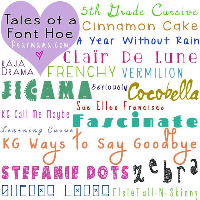 Font D Print Toppers Cake