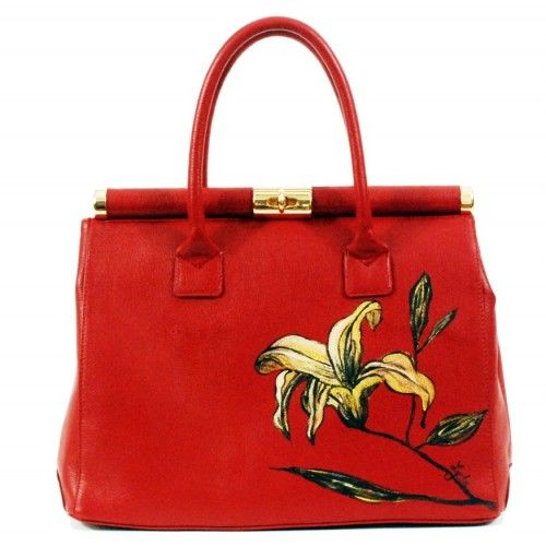 Vidia - Sublime Lily Red