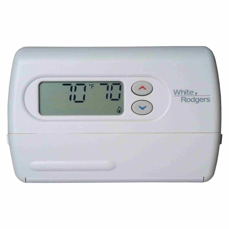 1F86-241 Non-Programmable HVAC Thermostat