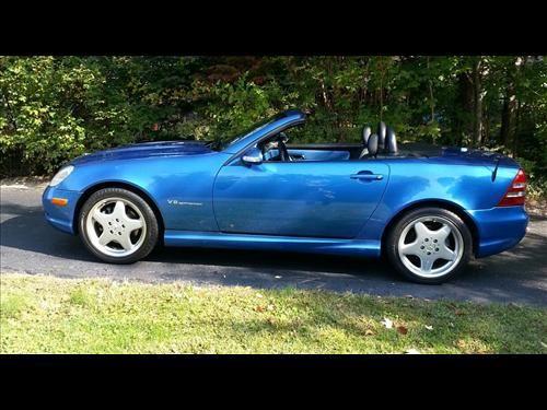 2001 Mercedes Benz SLK Roadster for sale  $22,400.00  2001 Mercedes SLK Roadster. Car has 24000 miles. Convertible hardtop like brand new. C...