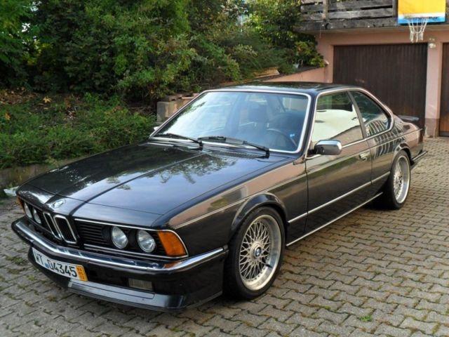 BMW M638 CSi e24 M6