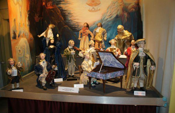 #Lyon Le musée des #automates