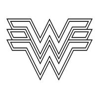 469570698622427732 besides 575123814883844468 as well Diamondlike as well Desenho Mulher Maravilha besides Miss Chopin Sterling Silver Mother Child Necklace. on wonder woman minimalist