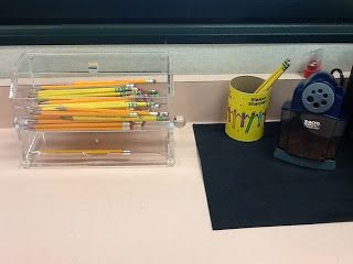 Pencil Dispenser