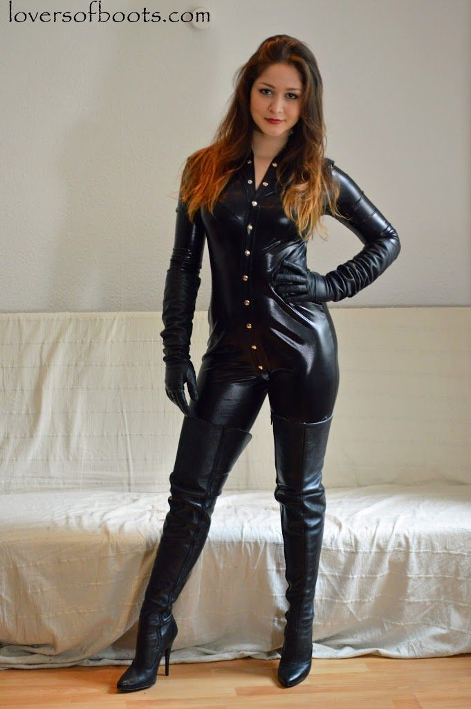 17 best images about Leather on Pinterest | Black patent leather ...