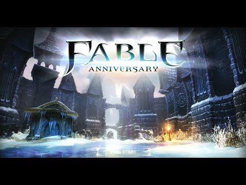 Fable Anniversary \ Xbox One X Gameplay Lionhead Studios