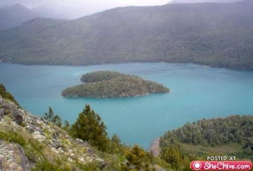 Heart Island - Hearts in Nature