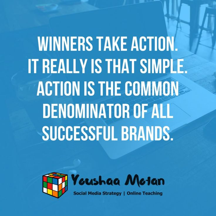 Winning brands take action. Action is the common denominator of all successful brands.  #action #actionart #actionshot #actionpainting #actionteam #actionrun #actioncoach #actiontaker #actionday #actionplan #actiontime #actionsspeak #actiongirl #actionboy #actionlife #success #successquotes #successtips #successdriven #successnow #successfulwoman #successiskey #successgoals #successminded